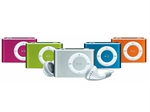 Picture of Colourful MP3 Shuffle Player