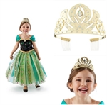 Picture of Frozen inspired Anna Deluxe Crown