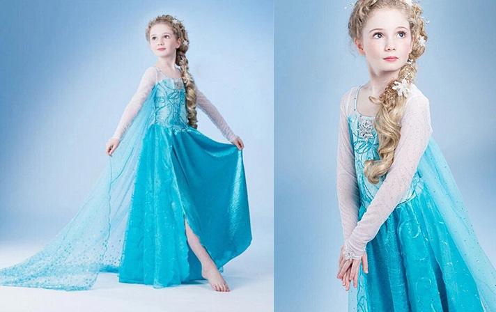 Picture of Princess Character Costume Dress Long ...  sc 1 st  AthenaFashion & AthenaFashion Trading Ltd. Princess Character Costume Dress Long