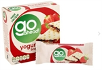 Picture of Go Ahead Strawberry Yoghurt Breaks Cereal Bars 5 Pack 177G