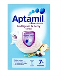 Picture of Aptamil Multigrain And Berry Cereal 200G 7 Month Plus