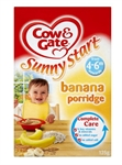 Picture of Cow And Gate Banana Porridge 125G 4 Month Plus