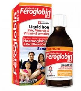 Picture of Feroglobin B12 200Ml