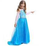 Picture of  Princess Character Costume Dress Long II